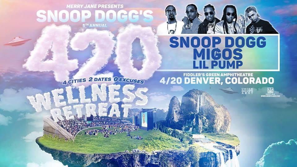 Merry Jane 2018 Snoop Dog